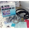 Perma-Cool Oil Filter Relocation Kit - Universal