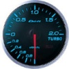Defi-Link BF Blue 60mm Boost Pressure Gauge