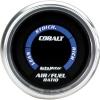 Autometer Cobalt 2-1/16-inch (52.4mm) Electrical - Air Fuel Ratio (Lean-Rich)