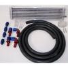 ASE Engine Oil Cooler Kit - 400mm x 100mm x 50mm