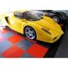 RaceDeck Diamond Garage Flooring - 12-inch x 12-inch x 0.5-inch Tile