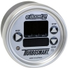 Turbosmart e-Boost2 Boost Management System - 2-5/8-inch Traditional Silver/Silver 60 PSI