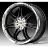 MOMO Corse Wheel - Black - 17-inch x 7.5-inch - ET42 4/100