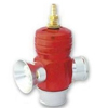 Go Fast Bits Blow-off Valve Hybrid (35mm inlet - 30mm outlet - 30mm hose plug)