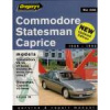 Gregory's Service and Repair Manual - Holden Commodore / Statesman / Caprice 1989-93 (258)