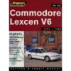 Gregory's Service and Repair Manual - Holden Commodore / Statesman 1991-93 (261)